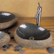 Natural Wabi Sink Natural Boulder / Large