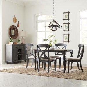 Liberty Furniture Industries5 Piece Rectangular Table Set