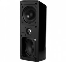 High performance compact loudspeaker