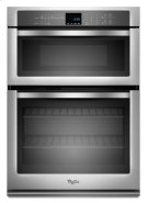 5.0 cu. ft. Combination Microwave Wall Oven with SteamClean Option Product Image