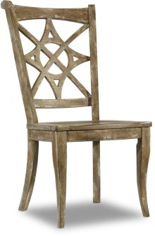 Melange Rafferty II Side Chair