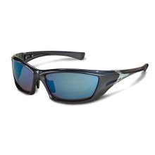 These protective glasses are lightweight and stylish, featuring comfort and UV protection.