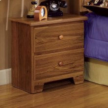 2-Drawer Nightstand