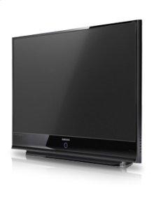 """56"""" widescreen DLP® HDTV"""