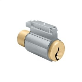 Cylinder for Residential Knob Series - PVD Polished Brass