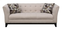 Marion - Sofa Cream W/2 Accent Pillows