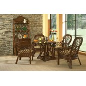 Coco Cay Regency Dining Table w/Glass