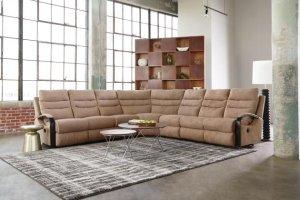 RAF Lay Flat Reclining Sofa