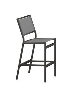 Cabana Club Sling Armless Bar Stool