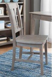 San Remo Chair Weathered Grey