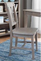 San Remo Chair Weathered Grey