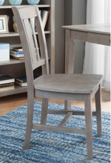San Remo Chair Taupe Gray