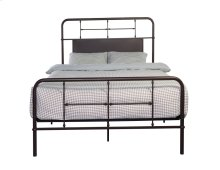 Emerald Home Fairfield Metal Bed Woodland Brown B202-08hbfbrdkbrn
