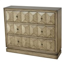 Barracuda 3-drawer Chest