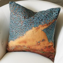 Patina Pillow