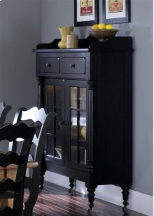 Display Cabinet - Black