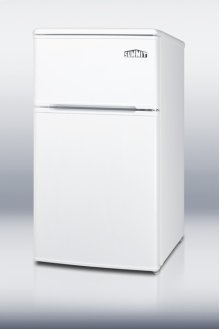 Compact Two-door Refrigerator-freezer In 19 Inch Width; Replaces Cp36
