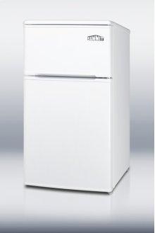Compact Two-door Refrigerator-freezer In 19 Inch Width; Replaces Cp36