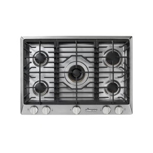 "DacorRenaissance 30"" Gas Cooktop, in Stainless Steel, Liquid Propane"