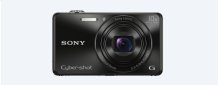 WX220 Compact Camera with 10x Optical Zoom