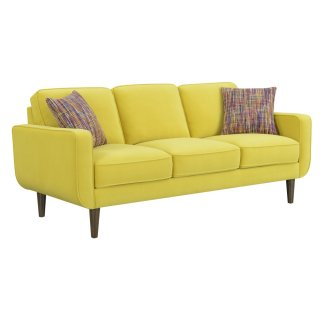 Jax Living Sofa Yellow