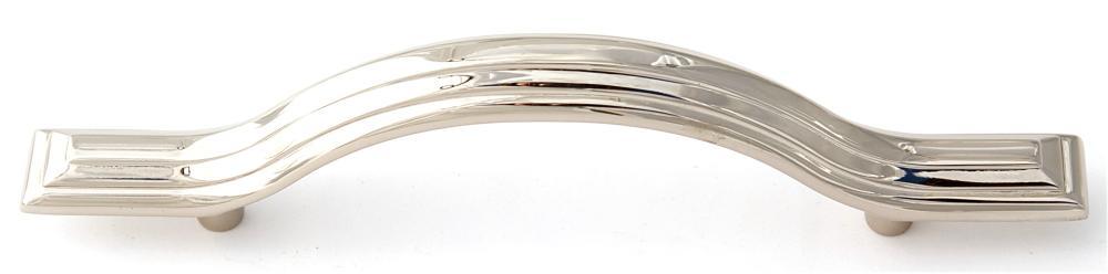 Geometric Pull A1515-35 - Polished Nickel