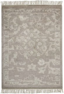 Elan Eln03 Silver Rectangle Rug 2'3'' X 3'