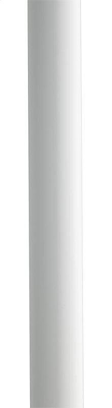 """3"""" Outdoor Post in White"""