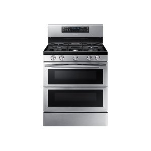 5.8 cu. ft. Flex Duo with Dual Door Freestanding Gas Range -