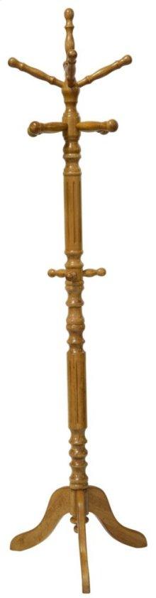 Hardwood Coat Stand (RTA)