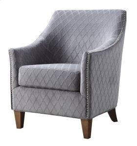 Emerald Home Kismet Accent Chair Wembley Graphite U3721-05-03