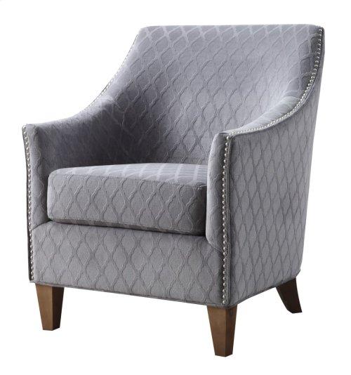 Emerald Home Kismet Accent Chair Wembley Graphite U3721-05-03