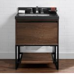 "FAIRMONT DESIGNSm4 30"" Vanity - Natural Walnut"