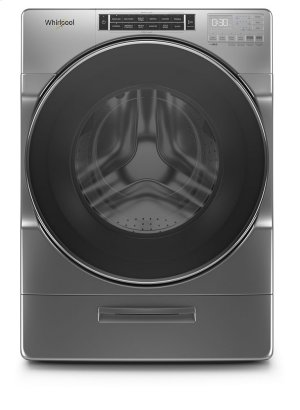 5.0 cu. ft. Front Load Washer with Load & Go XL Dispenser Product Image