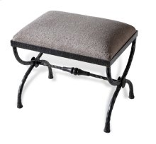 Remy Forged Stool - Taupe