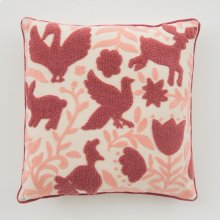 Forest Pillow - Pink