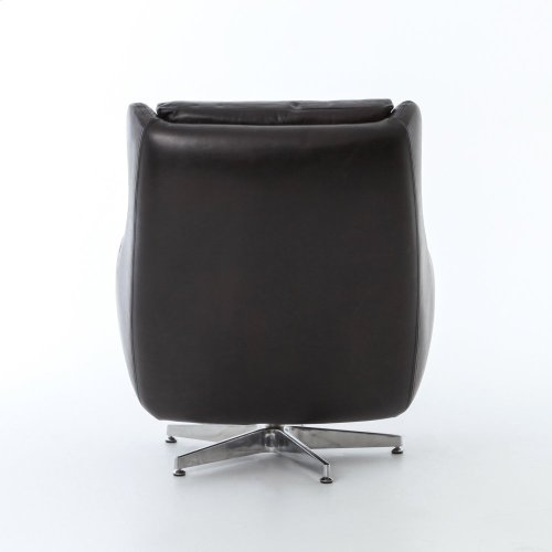 Rider Black Cover Charles Chair