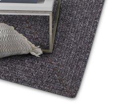 Simplicity Metal Braided Rugs (Custom)
