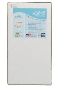 ComforPedic from Beautyrest Comfort Nights Crib and Toddler Mattress - Comfort Nights