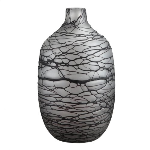 Vein Jar Grey