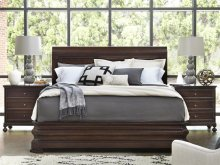 Sleigh Bed (King)