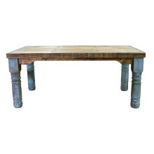 6' Turquoise Table