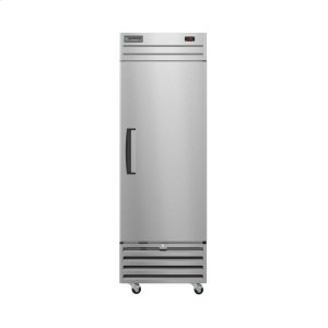HoshizakiEF1A-FS, Freezer, Single Section Upright, Full Stainless Door with Lock