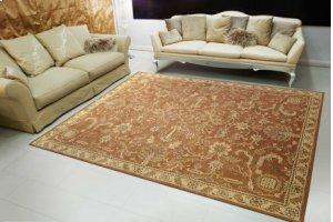Jaipur Ja45 Terracotta Rectangle Rug 9'6'' X 13'6''