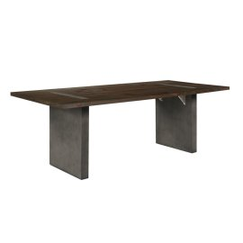 Modern Craftsman Dining Table
