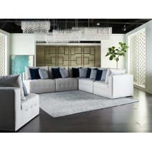 Donovan 5 Piece Sectional