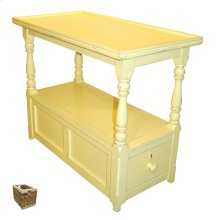 Cottage Chair Side Table