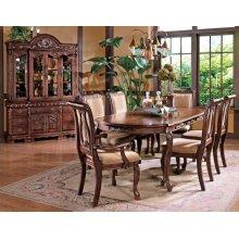 """Harmony Table, Cherry, 42""""x66""""x x84"""" w/18"""" Leaf"""