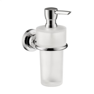 Chrome Lotion dispenser Product Image