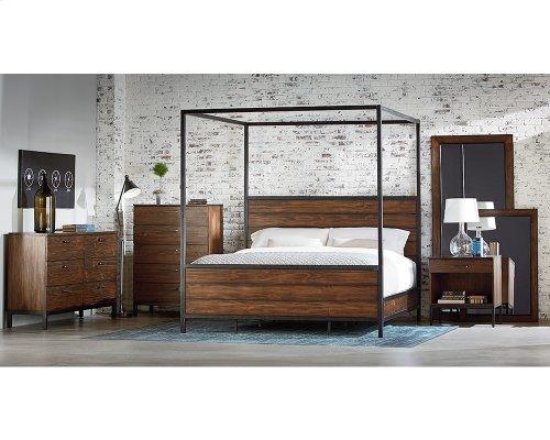 Framework Canopy Bedroom